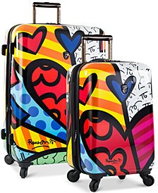 Heys Britto New Day Expandable Hardside Spinner Luggage