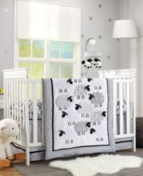 NoJo Good Night Sheep Crib Bedding Collection