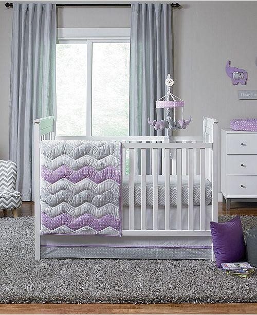 Hy Chic Emma Crib Bedding Collection