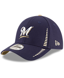 New Era Milwaukee Brewers Hardball 39THIRTY Cap