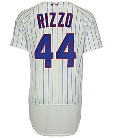 Majestic Men's Anthony Rizzo Chicago Cubs Flexbase On-Field Jersey