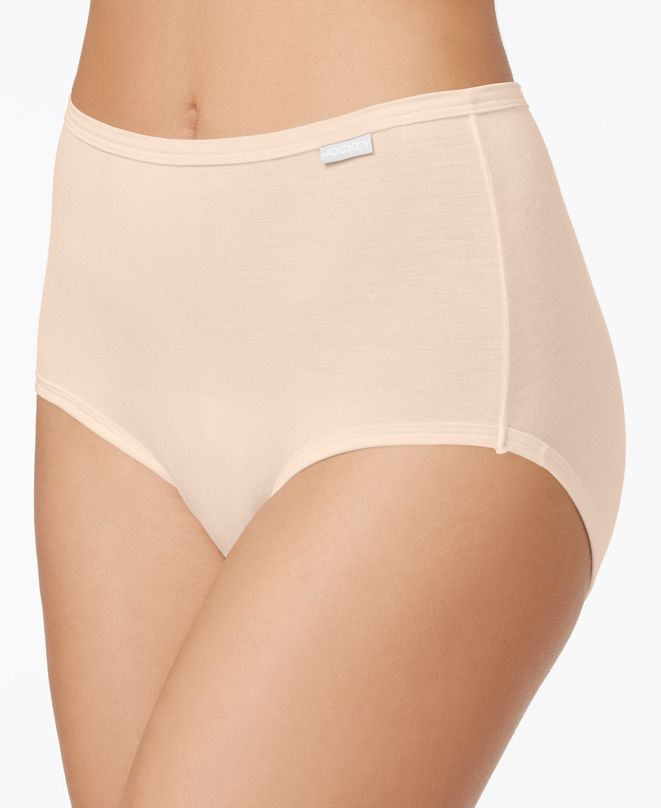 Jockey Elance Supersoft Brief Underwear 2161, also available in extended sizes, Created for Macy's