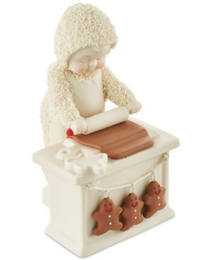 Department 56 Snowbabies Cookie Prep Collectible Figurine