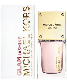 Michael Kors Glam Jasmine Eau de Parfum Spray, 1 oz.