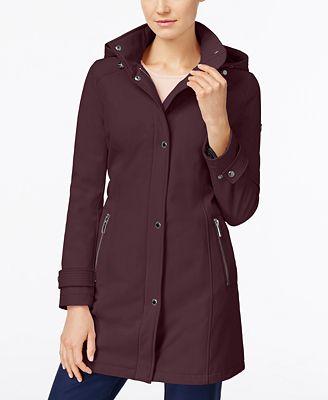 Raincoat Womens Coats - Macy's