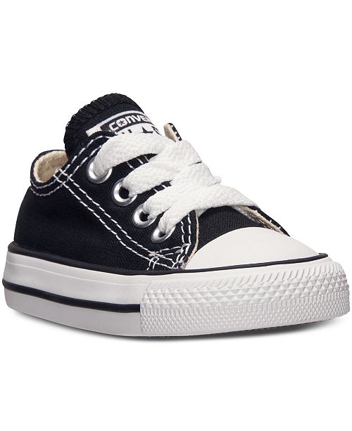 6cea2d0b2c6a ... Converse Toddler Boys  Chuck Taylor Original Sneakers from Finish Line  ...