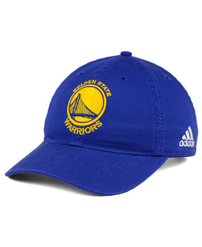 adidas Golden State Warriors Slouch Adjustable Cap