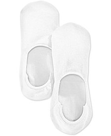 HUE® Women's High Cut Resort Liner Socks