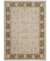 CLOSEOUT! Momeni Voyage Abbey Brown Area Rugs