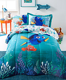 Disney® Finding Dory Sun Ray 7-Pc. Comforter Sets