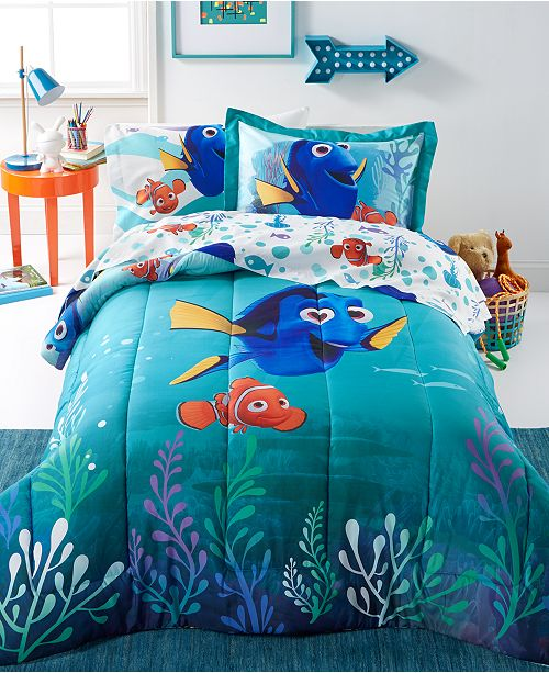 Disney Finding Dory Sun Ray 7 Pc Comforter Sets Amp Reviews