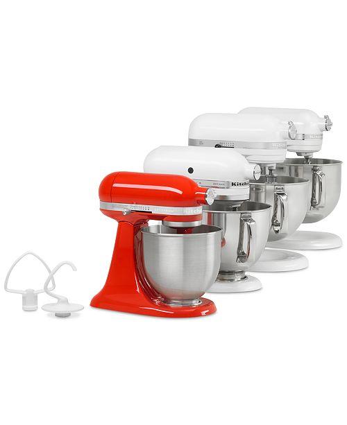 Kitchenaid Ksm3311x 3 5 Quart Artisan 174 Mini Stand Mixer
