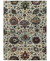 Macy's Fine Rug Gallery Journey Catalan Stone Area Rugs