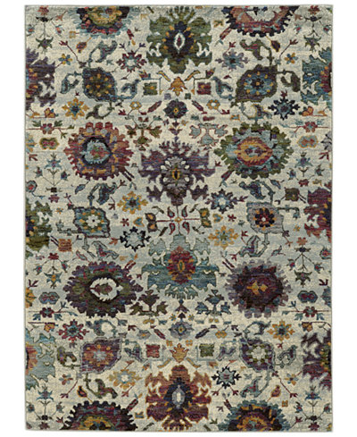 Macy S Fine Rug Gallery Journey Catalan Stone Area Rugs