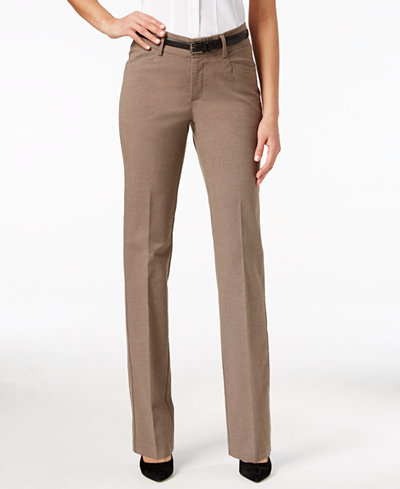 Lee Platinum Madelyn Straight-Leg Trousers
