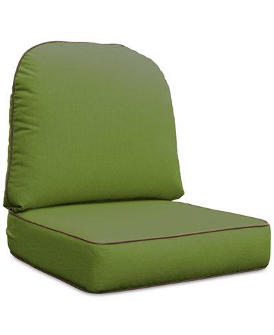 Monterey Amp Sandy Cove Sunbrella 174 Fabric Outdoor Chair