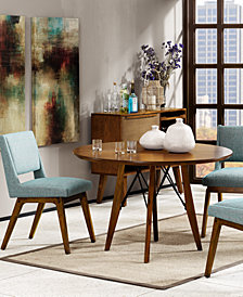 Boomerang Dining Chair Collection, Quick Ship