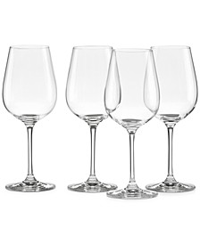 Stemware, Tuscany Classics Pinot Grigio Wine Glasses, Set of 4