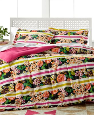 Image of Madison Stripe 3-Pc. Full/Queen Comforter Set