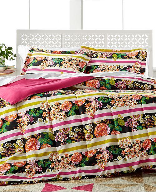 Pem America CLOSEOUT! Madison Stripe 3-Pc. Comforter Sets