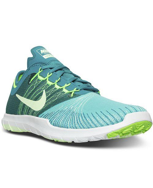 07bdf8ae740f ... Nike Women s Flex Adapt TR Running Sneakers from Finish Line ...