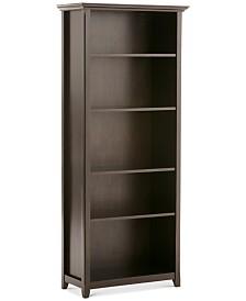 Canton 5 Shelf Bookcase, Quick Ship