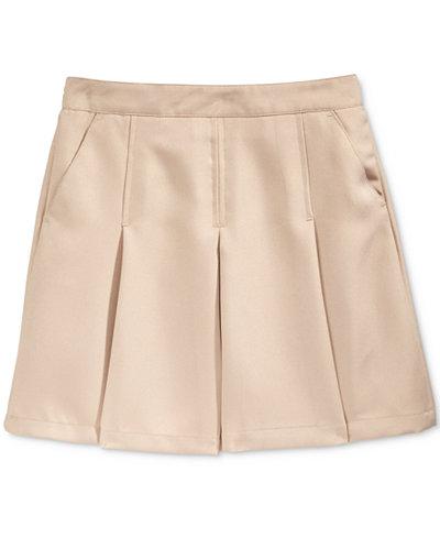 Nautica School Uniform Pleated Scooter Skirt, Little Girls & Big Girls