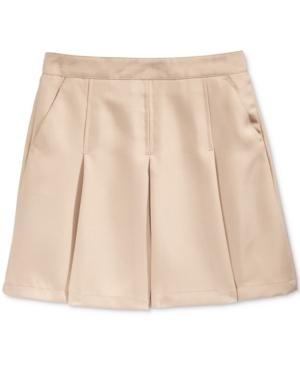 Nautica School Uniform Pleated Scooter Skirt Little Girls  Big Girls