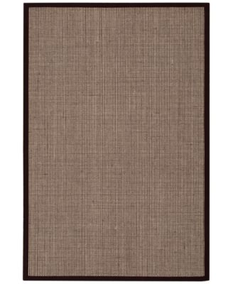 CLOSEOUT! Home Seascape SEA01 Husk 10' X 14' Area Rug