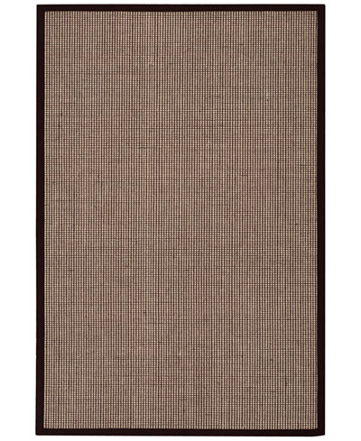CLOSEOUT! kathy ireland Home Seascape Collection SEA01 Husk Area Rug