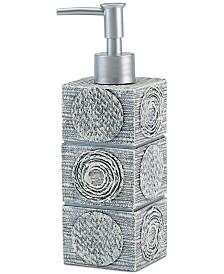 Avanti Bath Accessories, Galaxy Soap and Lotion Dispenser