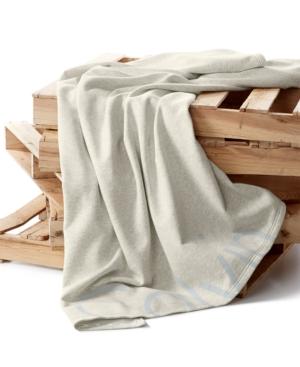 "Image of Calvin Klein Modern Cotton Body 50"" x 70"" Throw Bedding"