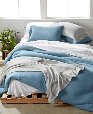 Calvin Klein Modern Cotton Body Full Queen Duvet Cover