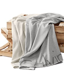 Calvin Klein Modern Throw Collection