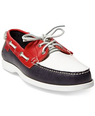 polo ralph s team usa ceremony boat shoes all