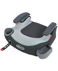 Graco Baby Addison TurboBooster LX Backless Booster with AFFIX Latch System