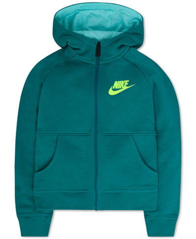 Nike Hooded Jacket, Toddler & Little Girls (2T-6X)