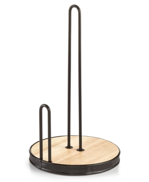 Martha Stewart Collection Wire Paper Towel Holder Created for Macys