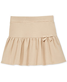 Nautica Drop-Waist Scooter Skirt, Little Girls