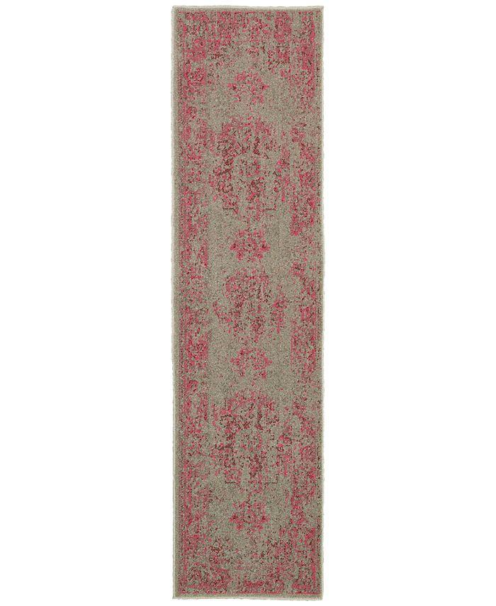 Oriental Weavers - Revamp REV7330 1'10'' x 7'6'' Runner Rug