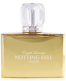 English Laundry Notting Hill Femme Eau de Parfum, 3.4 oz