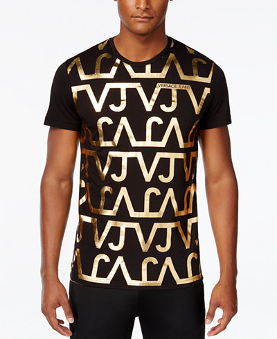 Versace Jeans Men's Graphic-Print T-Shirt