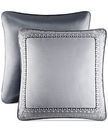 J Queen New York Colette Silver European Sham