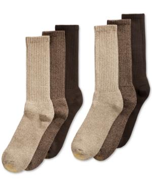 Gold Toe Men's 6-Pk....