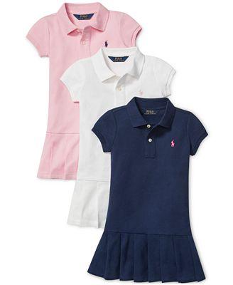 Ralph Lauren Polo Dress, Toddler