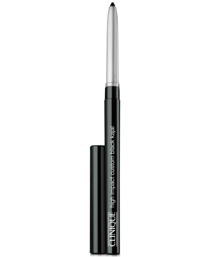 Clinique High Impact Custom Black Kajal Eyeliner & Reviews - Makeup - Beauty - Macy's