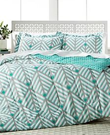Arrow 3-Pc. King Comforter Set