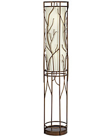 Pacific Coast Whispering Willows Floor Lamp