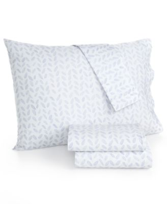 230 Thread Count Printed Twin Sheet Set