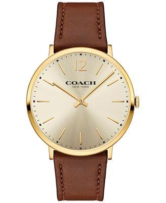COACH Men's Watch